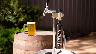 QuikTap Offers Portability for Keg Beer