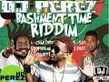 BASHMENT TIME RIDDIM VIDEO MIX   DJ PEREZ FT CHRIS MARTIN, KONSHENS, CHARLY BLACK, SHENSEEA, TARRUS