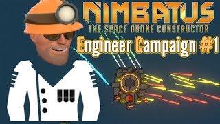 Nimbatus   Ep 1   Wireless Resources are INSANE!   Engineer Campaign