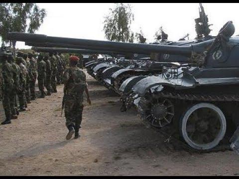 Somaliland Iyo Puntland Oo Dagaal Ku Dhexmaray G.Sool