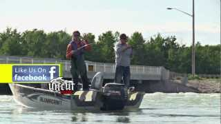"""""""TagTeaming Huge Crappie & Cranking Drum"""" Full Length (TV Show 2) - Uncut Angling - January 14, 2013"""