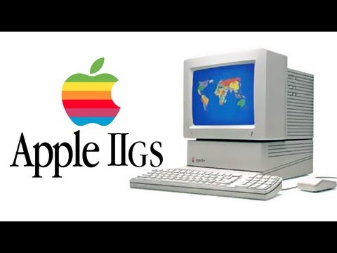 LGR - Apple IIGS - Vintage Computer System Review
