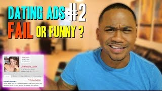 Funniest. Dating Ads. EVER | (Part 2) | Alonzo Lerone