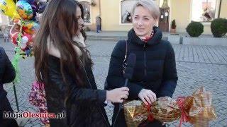 Oleśnica - sonda - wymarzony prezent