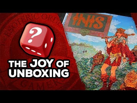 The Joy of Unboxing: Inis