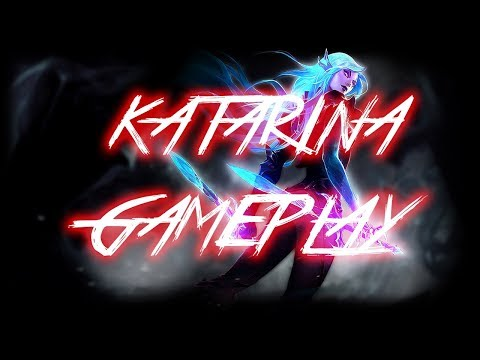 KATARINA GAMEPLAY - League of Legends | #7