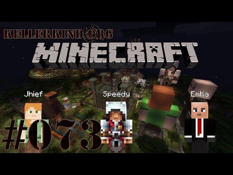 Kellerkind Minecraft SMP [HD] #073 – Super Wand-Diorama ★ Let's Play Minecraft