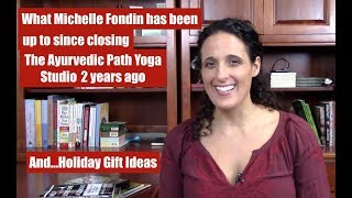 Michelle's Updates 2 Years Since Studio Closing & Holiday Gift Ideas