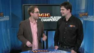 2012 Players Championship Deck Tech: Zoo with Paulo Vitor Damo da Rosa