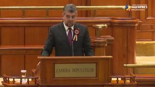 Ciolacu: Ziua Naţională trebuie să fie în primul rând un moment al unităţii