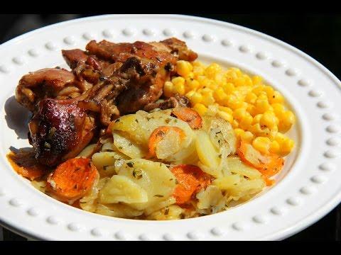 Dairy Free Scalloped Potatoes – Tasty Tuesday's | CaribbeanPot com