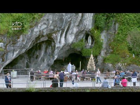 Chapelet à Lourdes du 18 juin 2020