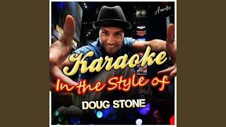 Dream High (In the Style of Doug Stone) (Karaoke Version)