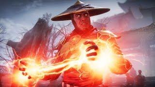 Трейлер игры Mortal Kombat 11