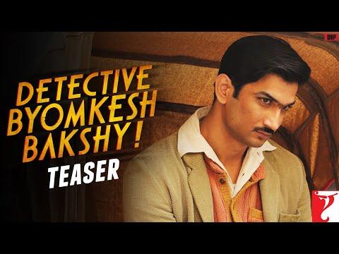 Trailer : Detective Byomkesh Bakshi