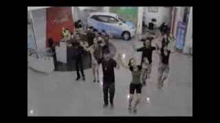 preview picture of video 'FLASHMOB ASTRA DAIHATSU MALANG (AREMA 175)'