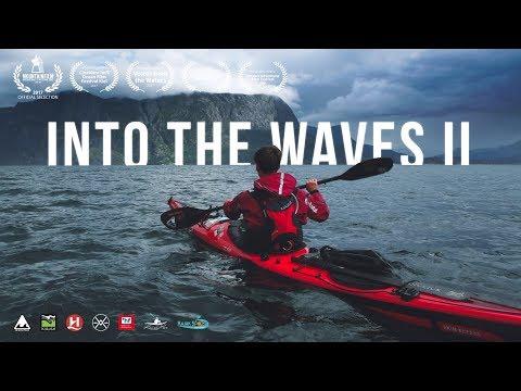 Im Kajak zum Polarkreis – Into the Waves II