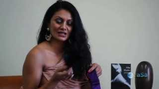 Donna D'Cruz Presents the Tantra Feather Teaser by Lelo at OpenSky