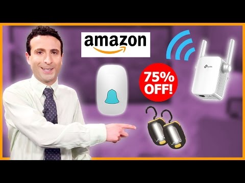 Best Amazon TECH DEALS Of The Week - DOUBLE your WIFI Speed!