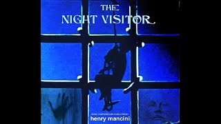 The Night Visitor (1971) Soundtrack by Henry Mancini (33RPM, Mono)