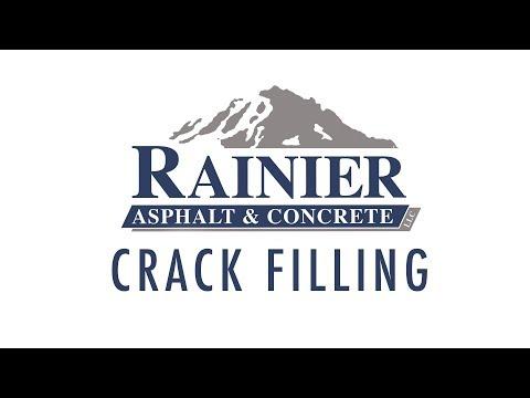 Crack-Filling Services