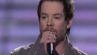 I Still Haven't Found What I'm Looking For - David Cook [HQ]