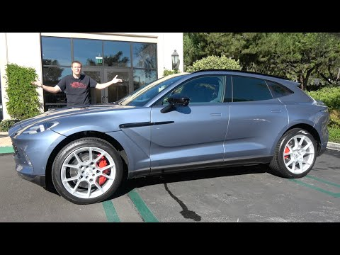 External Review Video L3wtMg2a2xk for Aston Martin DBX Crossover