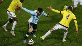 Lionel Messi ● Dribbling Skills in Copa America 2015 ||HD||
