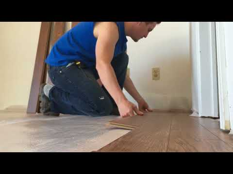 Replace Carpet with Laminate flooring – Entire Process and details