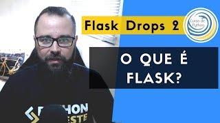 Flask Drops 2: O Que é Flask? Virtualenv, Python 3, VSCode - Curso De Python Com Bruno Rocha
