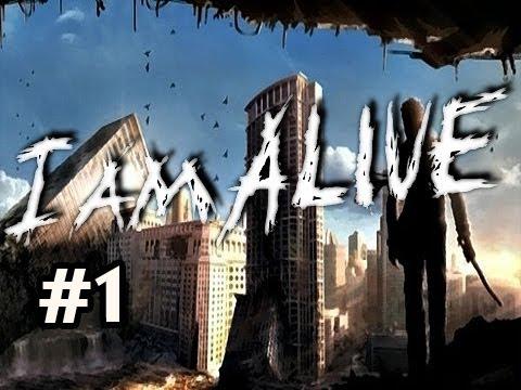 I Am Alive Survivor Walkthrough w/Nova Ep.1: Not Much Color Here