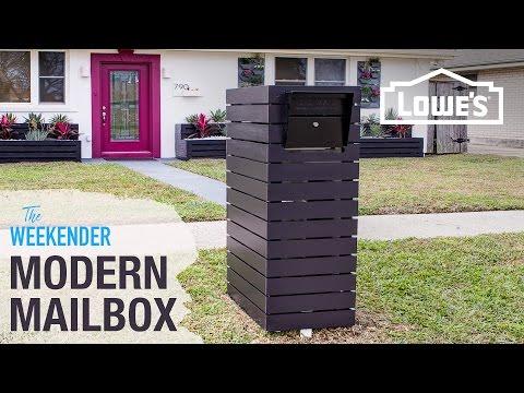 DIY Custom Mailbox