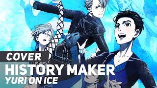 "Yuri!!! on ICE - ""History Maker"" (FULL Opening) - Dean Fujioka | AmaLee Ver"