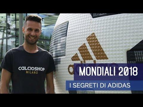 I segreti di adidas per i Mondiali 2018