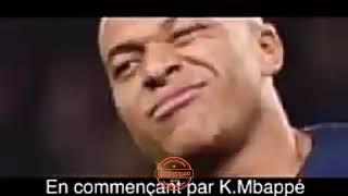 Dadju Jaloux (parodies Psg Neymar)