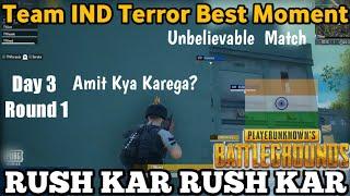 Final Day Pubg Star Challenge  Final Team India Terror Vs RRQ Athena Vs Evos Vs CPT Vs Cloud9 Vs GG