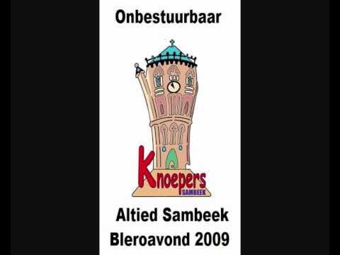 Onbestuurbaar - Altied Sambeek