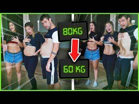 Perdita di peso delle donne minuscole