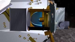 NASA LCRD: comunicação via LASER