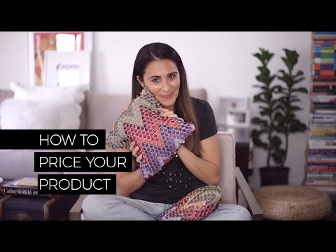 How Much Should You Charge For Your Products And Services?
