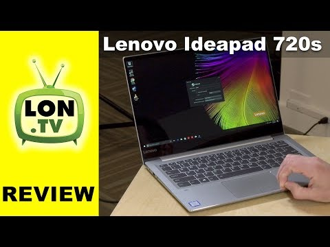 Lenovo Ideapad 720s 14 Review - includes GPU for gaming! A good college laptop?