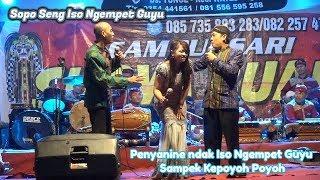 Download Video kekel penyanyine ra iso ngempet guyu - Cak Yudho Bakiak Cs MP3 3GP MP4