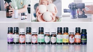 7 Easy Essential Oil Uses & Hacks