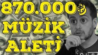 870.000 TL'lik Müzik Aleti Çaldım! -Dünyanın En Ilginç Müzik Aletleri