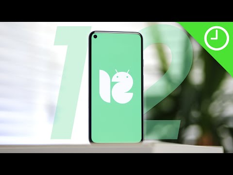 Hands-on with EVERY new Android 12 function and feature!
