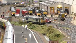 Swansea Model Railway Show October 6th 2018