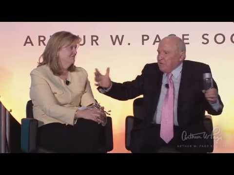 Jack Welch on the CCO's Relationship with the CEO