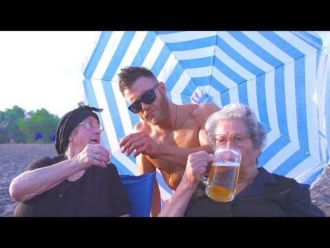 Οι κρητικές γιαγιάδες επιστρέφουν με… μπύρες και Michael Jackson [video]