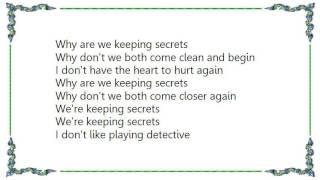 Christine McVie - Keeping Secrets Lyrics