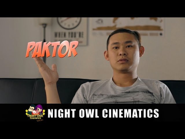 Mr Wong's Hokkien Word of the Day: Paktor
